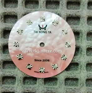 TKT DIAL PINK